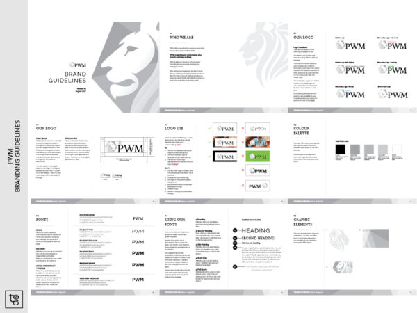 PWM brand guidelines