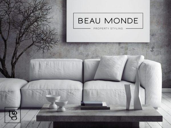 Beau Monde Property Styling Logo