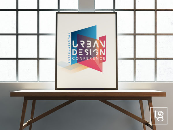 Urban Design Conference Logo