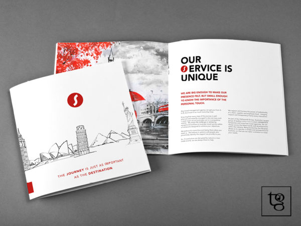 Sanford Travel Information Brochure