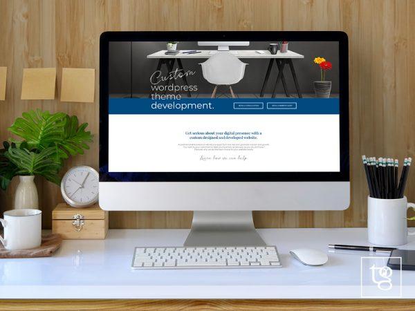 Jaffe websites UI design
