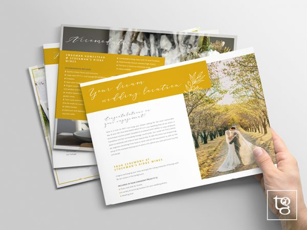 Wedding Information Pack