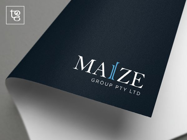 Maize logo rebrand