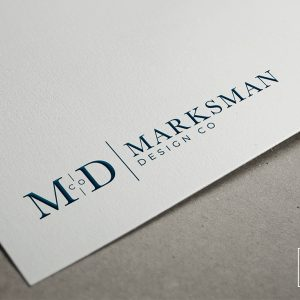 Marksman Design Co Logo