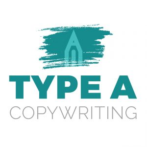 Type A Copywriting logo