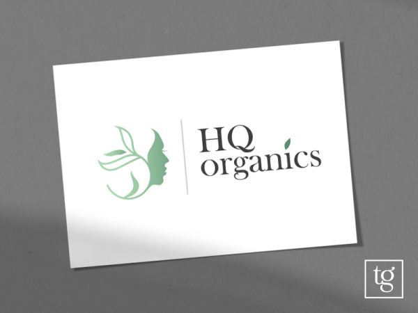 Logo design for HQ Organics