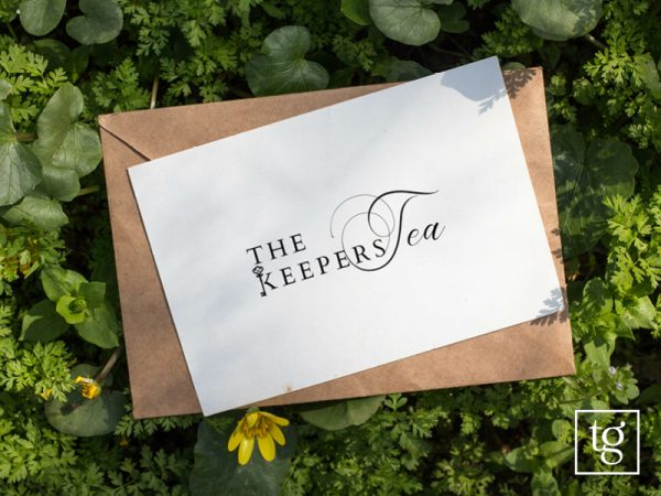 Logo design for the Keepers Tea